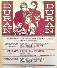 Winnipeg wikipedia duran duran canada 1982 tour poster rare.jpg