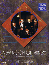 New moon on monday duran duran poster discogs.png