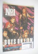 No.1-boysonfilm-16thNov1985