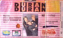 Duran duran ticket palermo italia.jpg