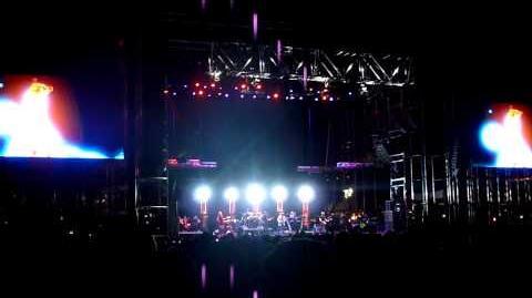 """Duran Duran """"A View to a Kill"""" Live at Coachella 2011"""