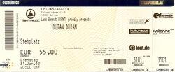 1 kirsty@poptrash.de Columbiahalle, Berlin, Germany. duran duran concert show ticket.jpg