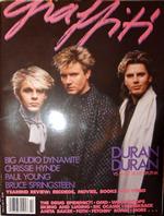 US GRAFFITI magazine vol 3 no 2 1986 Duran Duran.png