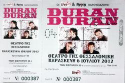 Thessaloniki (Greece), Earth Open Air wikipedia duran duran show.jpg