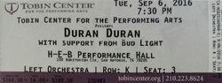 Tobin Center for the Performing Arts San Antonio, TX duran duran ticket wikipedia.jpg