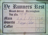 YE RUNNERS REST - THE RESTAURANT WITHIN THE CLUB rum runner broad street wikipedia duran duran.png