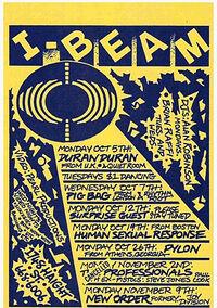 I-beam san francisco wikipedia duran duran quiet room poster 1981.jpg