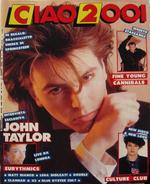 Ciao 2001 N.11 del 1986 Duran Duran Eurythmics Matt Bianco U2 Culture Club FF1 magazine wikipedia.png