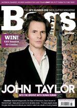 Bass Guitar MAGAZINE DECEMBER 2012 NO.85 JOHN TAYLOR WIKIPEDIA DURAN DURAN.jpg
