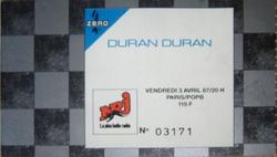 Ticket wikipedia Duran Duran ticket Paris 1987.png