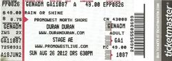 Pittsburgh PA (USA), Stage AE duran duran wikipedia 26 AUGUST 2012.jpg