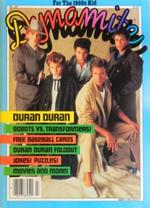 1985 DYMAMITE Magazine - Duran Duran, Transformers, TOPPS BASEBALL CARDS wikipedia.png