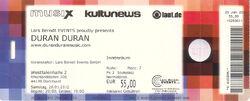 2012-01-28 tickets kirsty@poptrash.de duran duran Westfalenhalle 2, Dortmund, Germany.jpg