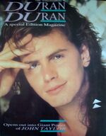 Duran duran a special edition magazine wikipedia band.JPG