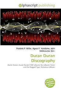 Duran Duran Discography.png