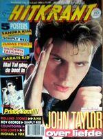 Magazine Duran Duran cover hitkrant wikipedia collection netherlands nl.JPG
