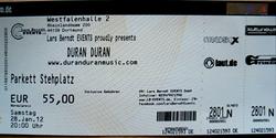 Ticket dortmund 2012 duran duran concert tour show review.png