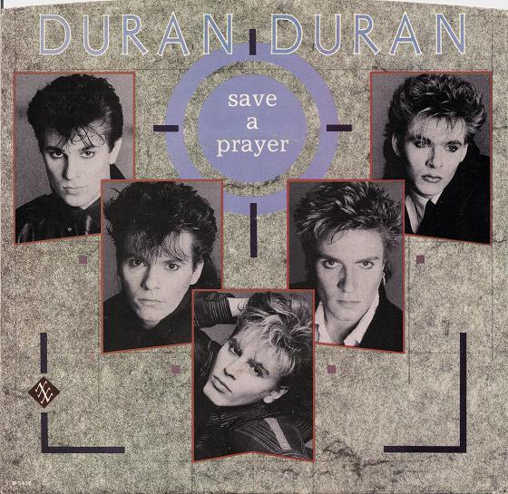 Save A Prayer - US: B-5438