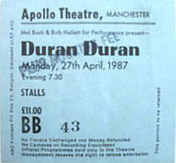 Ticket duran 27 april 1987.png