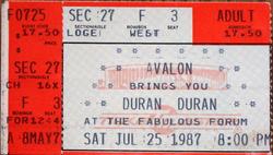 Ticket los angeles forum duran duran 25 july 1987.png
