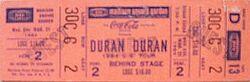 Madison Square Garden, New York, NY (USA) - 21 March 1984 wikipedia arena duran duran show.JPG