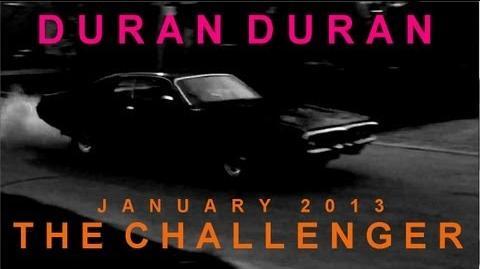 Duran Duran - The Challenger (Theme Music) - 2013 Short Film