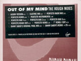 Out Of My Mind - The Rough Mixes