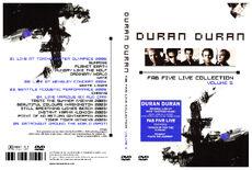 Fab five live collection 5 duran duran discogs wikipedia livefan romanduran.jpg