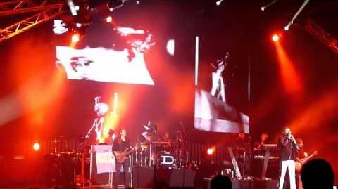 DURAN DURAN - LIVE IN ARGENTINA 2012 DVD!