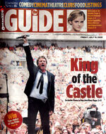 Duranasty scans the guide evening news cover july 10 09 Uk.jpg