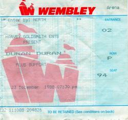 Duran Duran Concert Ticket Wembley Arena 23-12-1988 wikipedia.png