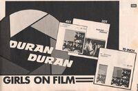 Girls on film song wikipedia duran duran advert rare.jpg