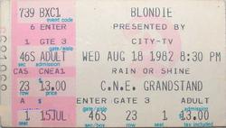 Blondie ticket C.N.E. TORONTO duran duran 18 august 1982.png