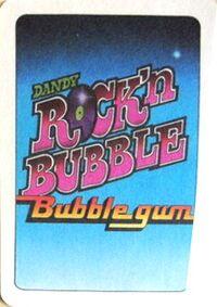 Rock 'n bubble bubble gum card norway wikipedia duran duran john taylor dandy 1.JPG