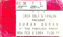 Ticket duran duran 6 feb 84.png