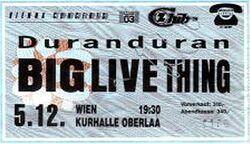 Kurhalle Oberlaa Vienna (Austria) 5 12 1988 duran duran ticket stub wikipedia duranduranarchive.jpg