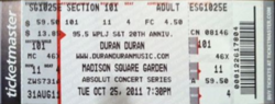 Ticket madison square garden new york ny 25 oct duran duran show.png