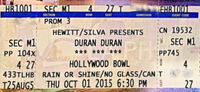Hollywood Bowl wikipedia duran duran paper gods album discogs collection 2.jpg