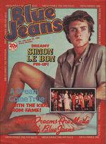 Blue Jeans Magazine 25 June 1983 No. 336 Simon Le Bon of Duran Duran wikipedia.JPG