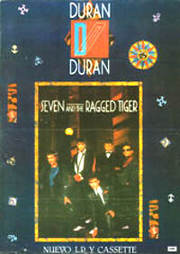 Duran duran seven and the ragged tiger flyer.jpg