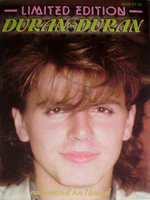 Limited edition no 13 duran duran discogs magazine band.png