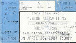 San Diego ticket wikipedia duran duran.jpg