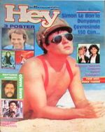 SIMON LE BON Cover DURAN DURAN-KATE BUSH-EUROVISION 1986-BILLY OCEAN turkey hey magazine wikipedia.JPG
