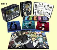 DVD S1 Blu-ray limited side B