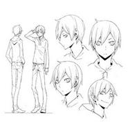 Masaomi season 2 character sheet