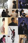 DRRRash booklet cast collage