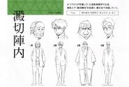 Yodogiri character sheet