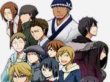 Durarara!! Manga Chapter 022