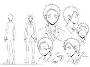 Mikado season 2 character sheet