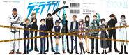Drrr manga vol 1 JP full